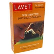 Lavet Bőrtápláló Tabletta macska 50db