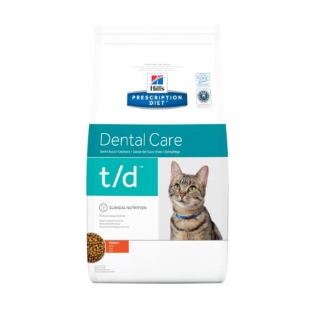 PD Feline T/D Dental Care 1.5kg