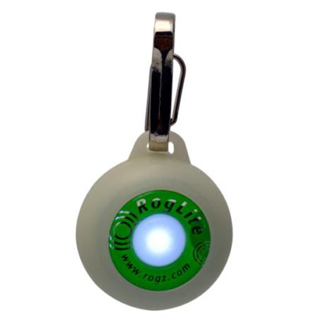 ROGZ RIDL02 L lime világító nyakörvre