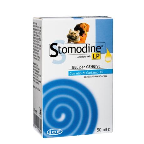 Stomodine LP szájfertőtlenítő gél kutyáknak macskáknak 50ml