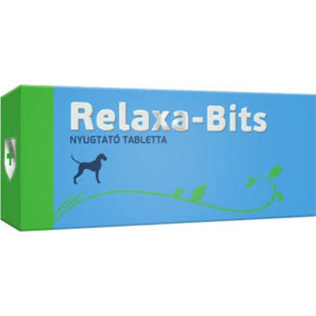 Relaxa-Bits nyugtató tabletta kutyáknak 10db