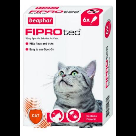 Beaphar Fiprotec Cat spot 50mg 1pipetta
