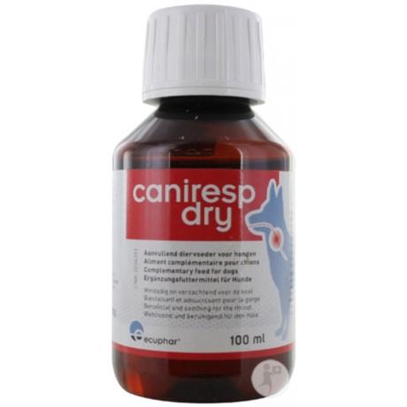 Caniresp Dry szirup 100ml