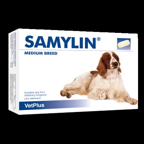 Samylin Medium Breed tabletta 30db