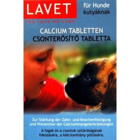 Lavet Kalcium Tab kutya 50x ALP