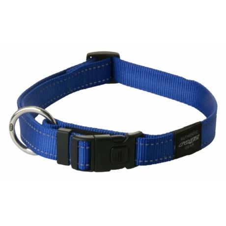 Rogz HB05 B blue nyakörv XL vet-prof