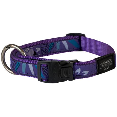 Rogz HB12 CH PurpleFo M vet-prof