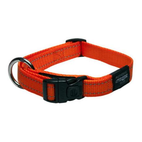 Rogz HB14 D orange nyakörv S vet-prof